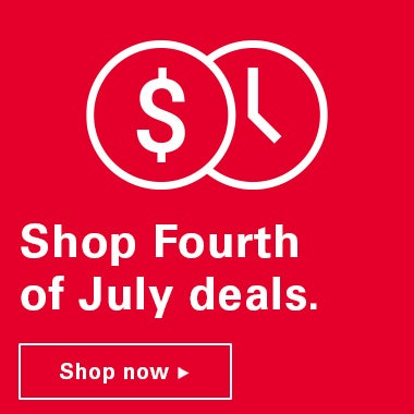 Special Independence Day Thermostat Offers!