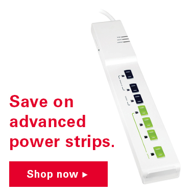 Save on advanced power strips